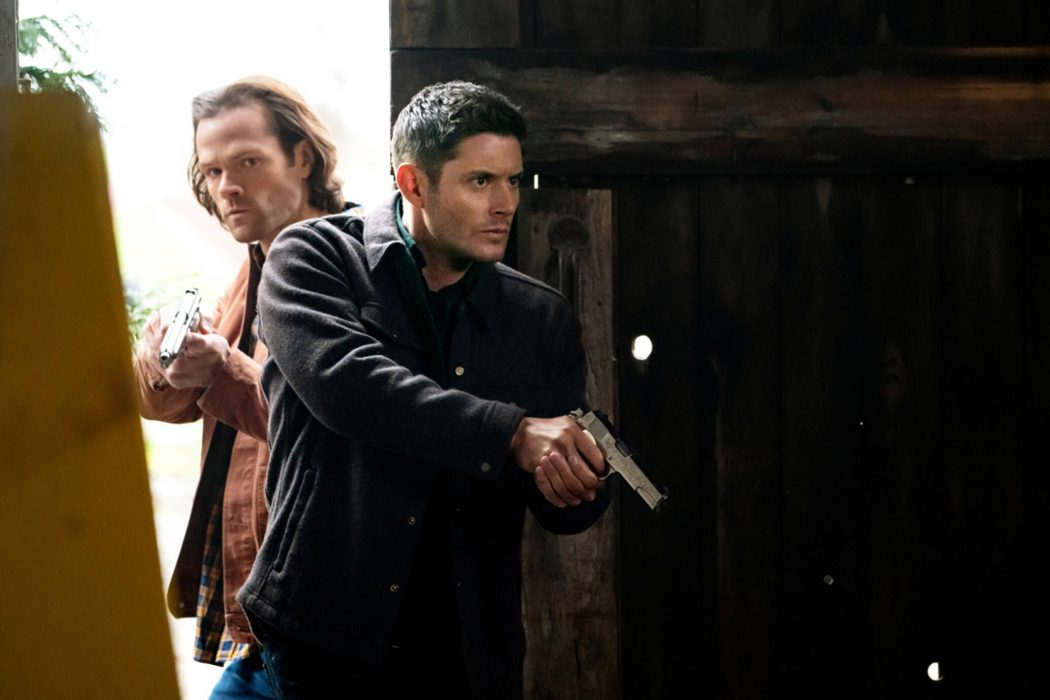"Supernatural Season 15 Finale Episode: ""Carry On"" Final ...Supernatural Finale"