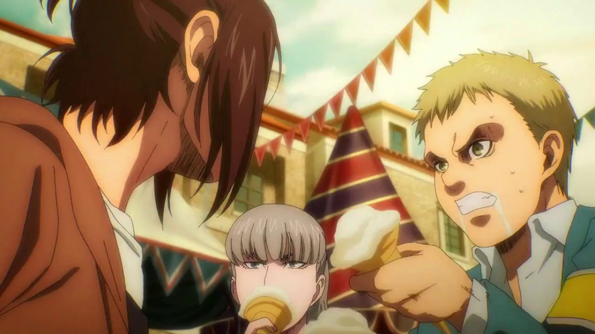 Attack On Titan Season 4 Episode 4: Reunion Of Jean ...