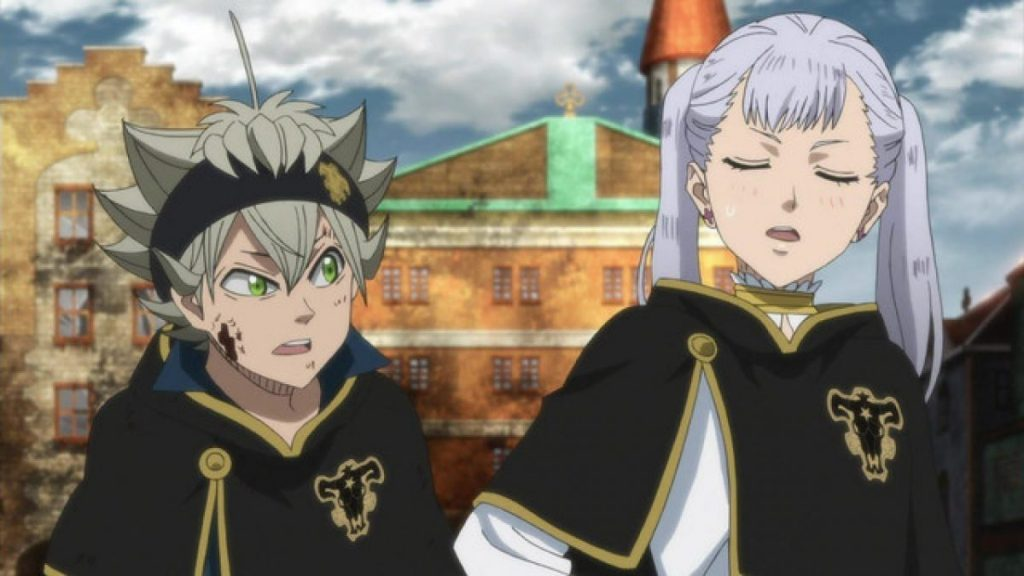 Black Clover Episode 155