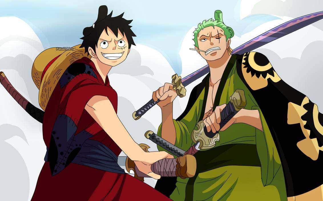 One Piece Episode 956