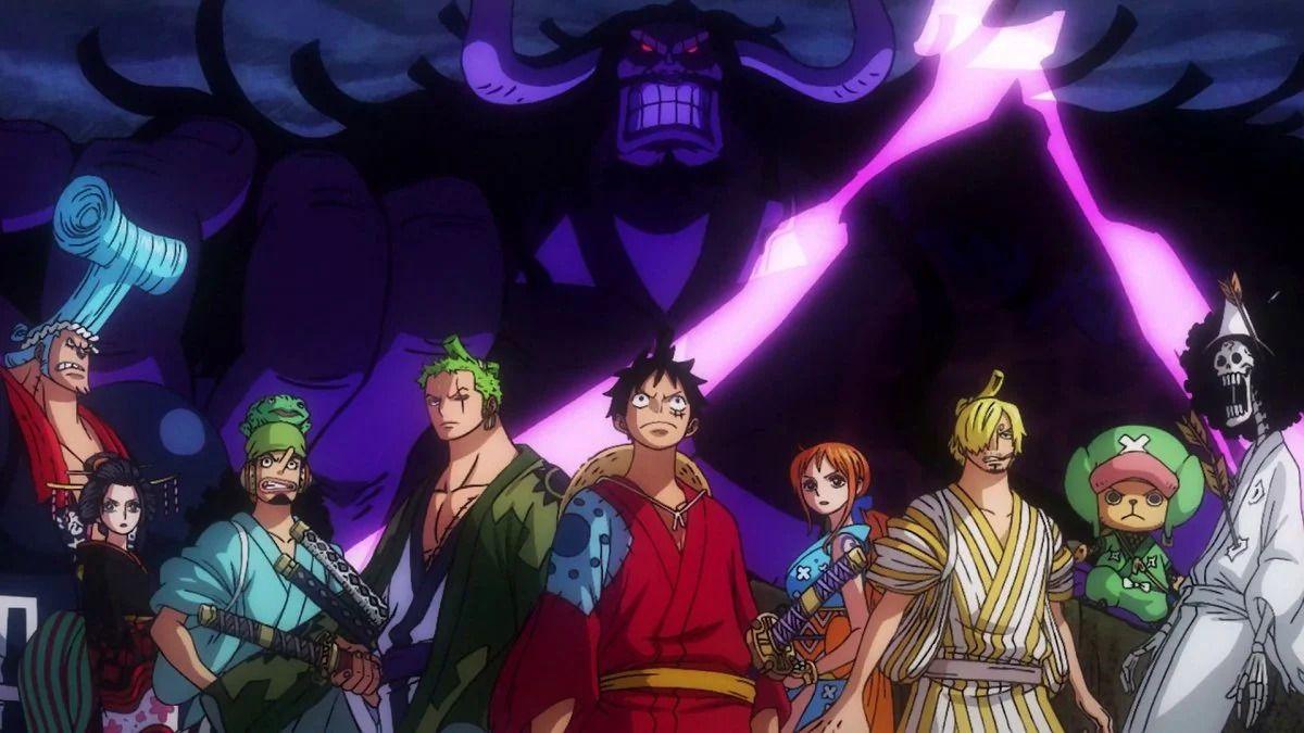 One Piece Episode 957