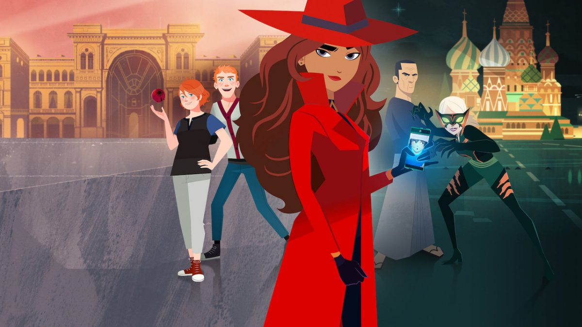 Carmen Sandiego Season 4