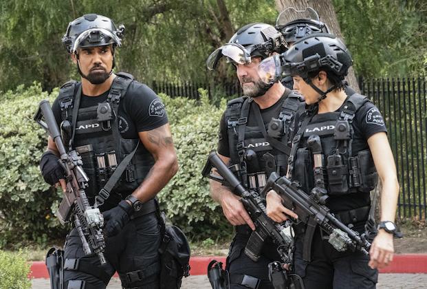 SWAT Season 4 Episode 5