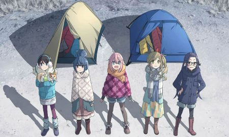 Laid Back Camp Season 2