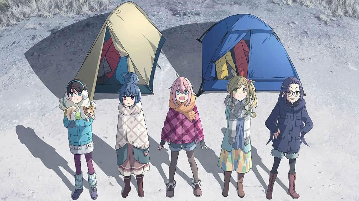 Laid Back Camp Season 2