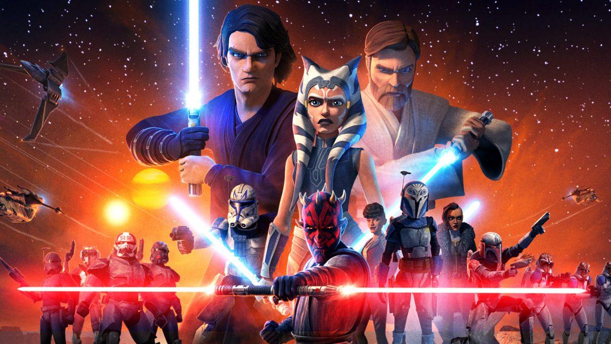 Star Wars: The Clone Wars Season 8