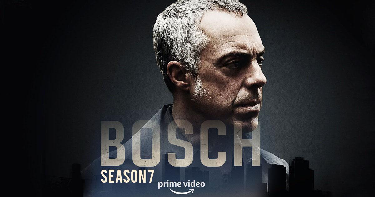 The Bosch Season 7