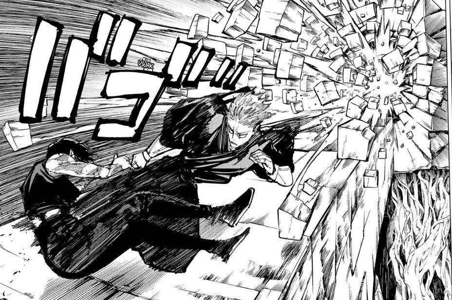 Jujutsu Kaisen Chapter 152